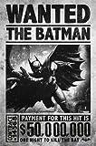 empireposter - Batman - Arkham Origins - Wanted - Größe (cm), ca. 61x91,5 - Poster, NEU -