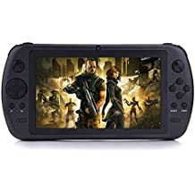 GamePad Digital GPD Q9 (16 GB) - Android Quad-Core Gaming Tablet 7'' avec émulateurs et ROM pour PlayStation, PSP, Nintendo 64, Gameboy, Sega, Arcade Mame, Dreamcast
