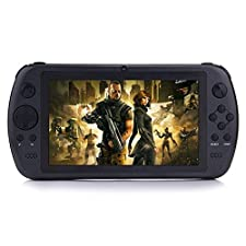 GamePad Digital GPD Q9 (16 GB) - Android Quad-Core Gaming Tablet 7'' con Emulatori e Roms per PlayStation, PSP, Nintendo 64, Gameboy, Sega, Arcade Mame, Dreamcast