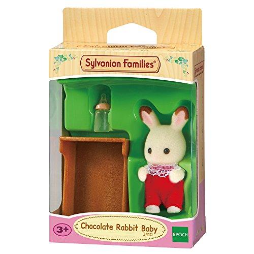 Sylvanian-Families-Beb-conejo-chocolate-Epoch-3410