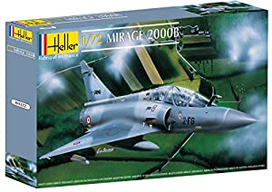 Heller - 80322 - Maqueta para construir - Mirage 2000 B - 1/72
