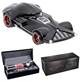 Mattel - Hot Wheels - Star Wars - Darth Vader miniature de voiture - San Diego Comic Con 2014 / Limited Edition