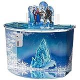 Perfecto Pecera de Frozen de 15 litros ideal para niños para tus peces
