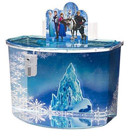 Kit Acuario Frozen 15L para Niños para Peces