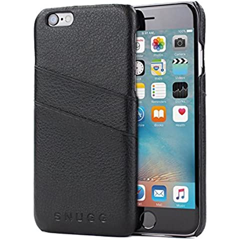 iphone-ultrathin-cs-parent, Similpelle Pelle, Black, iPhone 6 /