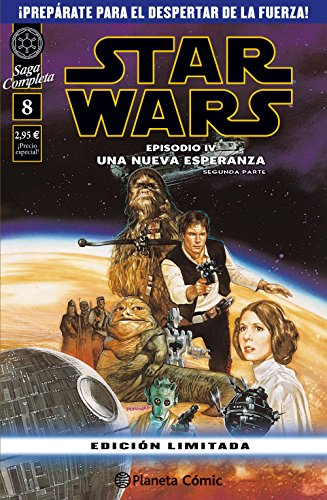 Descargar Libro Star Wars. Episodio IV - Número 8 (STAR WARS SAGA COMPLETA) de Bruce Jones