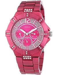 Guess Damen-Armbanduhr Analog Quarz Aluminium W11624L4