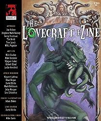 Lovecraft eZine - January 2013 - Issue 21