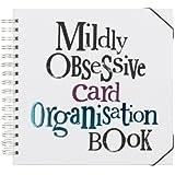 Bright Side Birthday Card Organiser - Mildly Obsessive Card Organisation Book