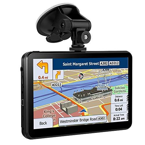 Navegación GPS Coche Pantalla táctil 7 Pulgadas
