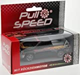 Pull & Speed Mixed Cars Pick Up Truck
