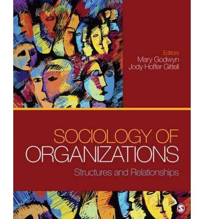 [(Sociology of Organizations: Structures and Relationships)] [ Edited by Mary E. Godwyn, Edited by Jody Hoffer Gittell ] [August, 2011]
