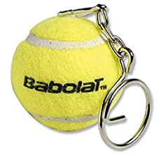 Idea Regalo - Babolat Ball Key Ring, Portachiavi Unisex – Adulto, Giallo, Taglia Unica