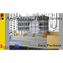 Apple Store, Fifth Avenue: Iconic Architecture from LEGO bricks Series (Bricks and Mortar Series Book 1) (English Edition)
