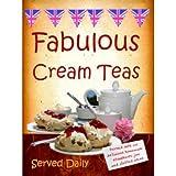 Fabuloso crema tés sirve a diario en caja lienzo pequeño en caja lienzo 10x 8pulgadas 10x 8pulgadas en caja