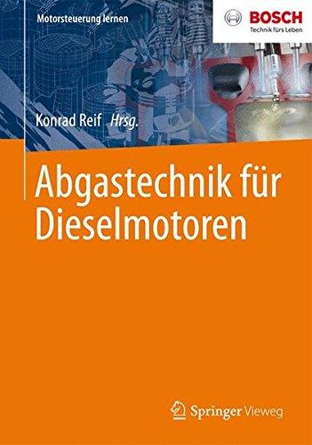 Abgastechnik für Dieselmotoren (Motorsteuerung lernen)