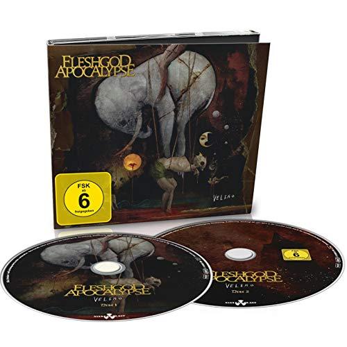 Fleshgod Apocalypse: Veleno (Ltd. Digipak + 2 Bonustracks + Live BR) (Audio CD)
