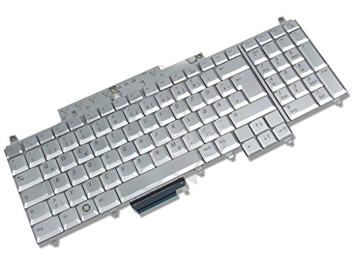 Brand New Dell XPS M1730 GERMAN Keyboard P/N UW460 By Returns-Excess