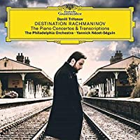 Destination Rachmaninov: The Piano Ctos & Transcri [VINYL]