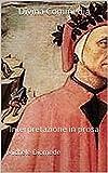 Divina Commedia: Interpretazione  in prosa