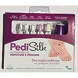 PediSilk - Clenosan Accesorios de Manicura & Pedicura - Completa el cuidado de tus pies y consigue unas uñas perfectas