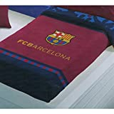 Manta FC BARCELONA CAMERA 160X240 220 gr. 100% Poliéster