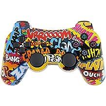 Mando Inalámbrico Controller Doble Vibración Sixaxis para PS3 Playstation 3