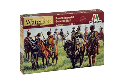 Italeri 6016S - French Imperial General Staff (1815)