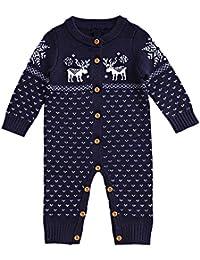 MNBS Invierno Suéter peleles bebe sweater sudaderas niño suéter navidad
