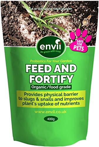 Envii Feed & Fortify - Biologische Schneckenabwehr - Fördert zusätzlich das Pflanzenwachstum und ist für Haustiere unschädlich (1.75kg)
