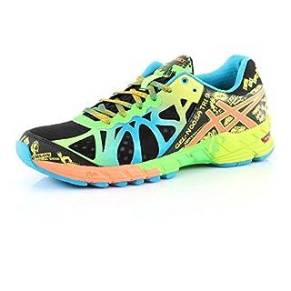 tenedor Mutuo Simetría  Asics Gel Noosa Tri 9 - Zapatillas de Running para Hombre, Color  Negro/Azul/Verde/Amarillo (B00OLZWTWM)