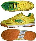 AGLA PROFESSIONAL CONDOR LIGHT OUTDOOR scarpe calcetto futsal con anti-shock (42, BRASIL)