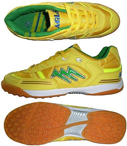AGLA PROFESSIONAL CONDOR LIGHT OUTDOOR scarpe calcetto futsal con anti-shock Brasil