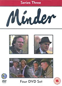 Minder - Series 3 [DVD]
