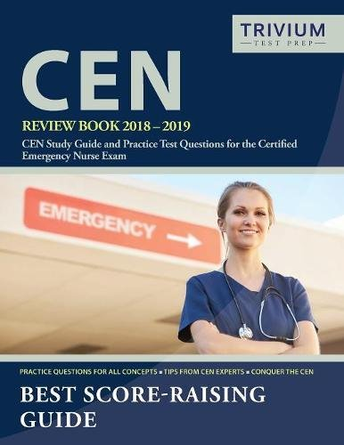 PDF Download CEN Review Book 2018 2019 CEN Study Guide And