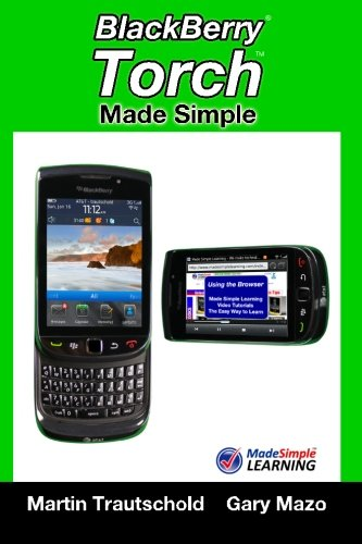 Blackberry Torch Made Simple (Made Simple Learning) Handheld Torch