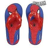 Spider-Man 2300002982 Zehentrenner, Flip Flops Top, Jungen (30/31)