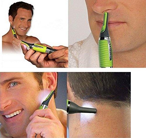 Ohr Nase Gesicht Haar Trimmer Entferner Schnurrbart Rasierer Facial Pflege Rasierer
