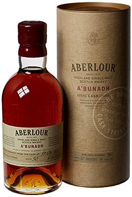Aberlour A'Bunadh Cask Strength Single Malt Whisky 70 cl
