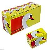 Swan Slimline Filter Tips, Yellow