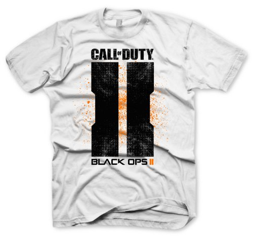 CoD8-Black-Ops-II-T-Shirt-Splash-Logo-L