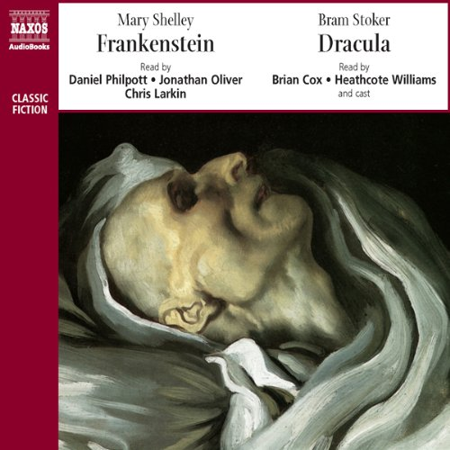 Classic Thrillers: Bram Stoker's Dracula and Mary Shelley's Frankenstein -