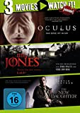 Oculus / Mr. Jones / The