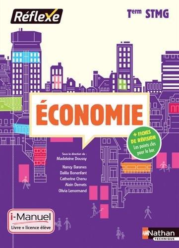 Economie Tle STMG - Collection Rflexe