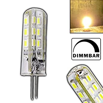 dimmbare g4 high power led warmwei mit 1 5 watt dimmbar und 24 smds 12v dc 125lm f r dimmer. Black Bedroom Furniture Sets. Home Design Ideas