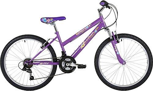 Skibrille FreeSpirit Sommer 61cm Mädchen 18Speed Mountain - Fahrrad-kette Bell