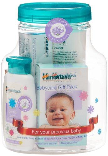 Himalaya Herbals Babycare Gift Jar (Soap, Shampoo , Rash Cream and Powder)