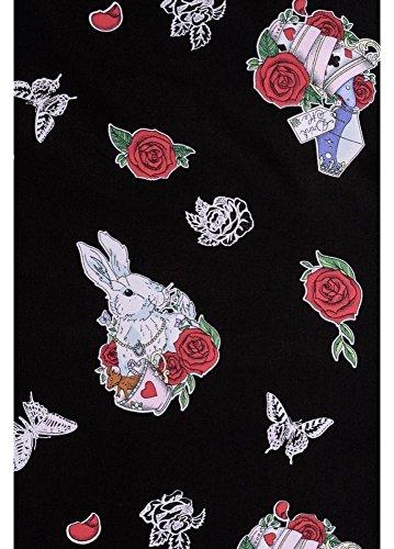 Hell Bunny - Robe - Femme noir noir Noir
