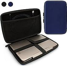 "igadgitz Azul EVA Duro Funda Carcasa Case Cover para Vario Asus 10.1"" Tablets (Transformer Pad - Infinity - Book - Memo Pad & Vivo Pad)"