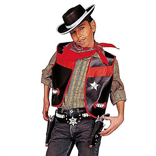 Widmann - Kinderkostümset Cowboy (Kleinkinder Cowboy Halloween-kostüme Für)
